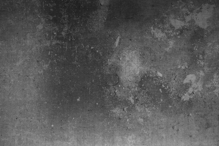 Dark Grey Grunge Texture