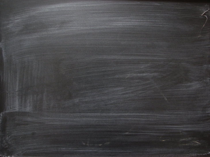 Messy Pale Chalkboard Texture