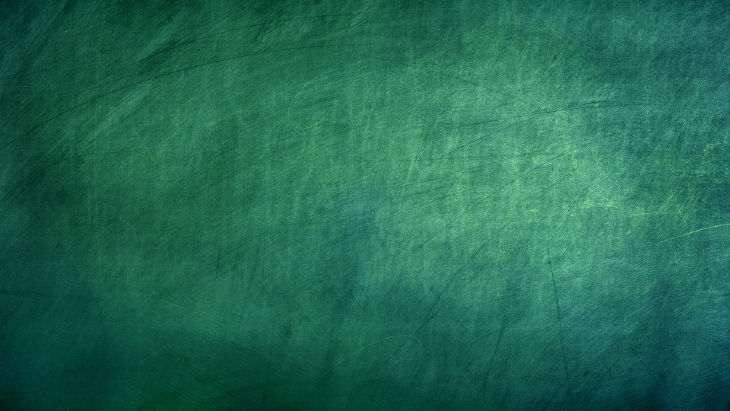 Distressed Green Chalkboard Texture
