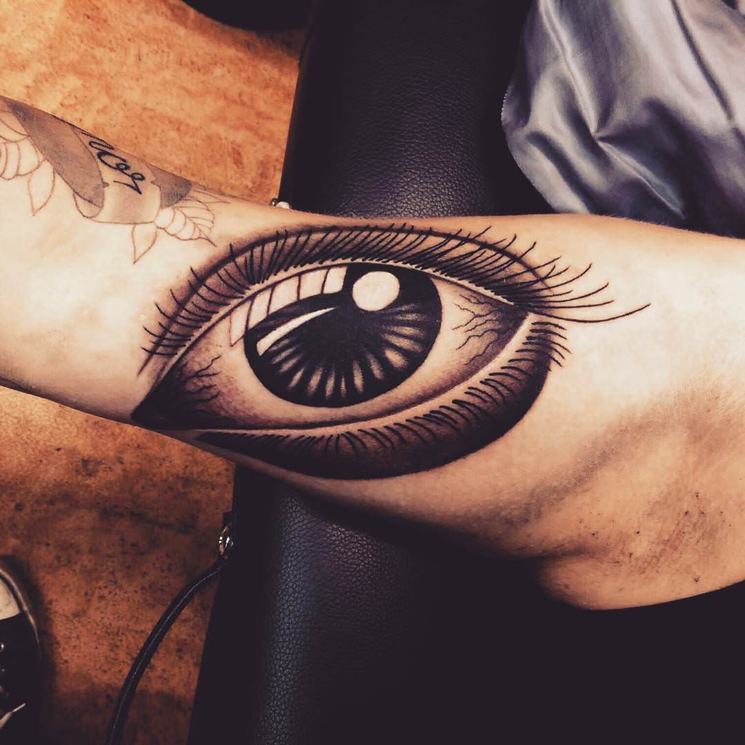 Tatto Design: 35+ Eye Tattoo Designs, Ideas