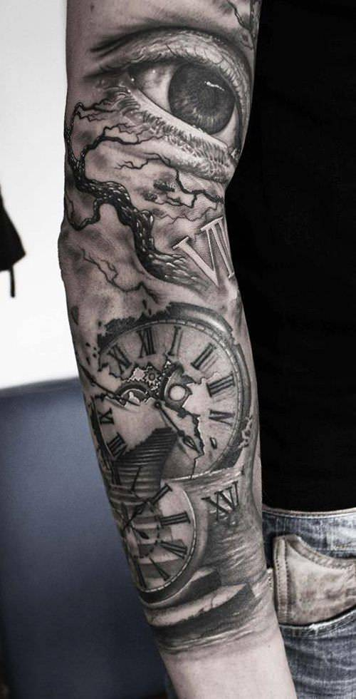 35+ Eye Tattoo Designs, Ideas | Design Trends - Premium ... Crocodile Tattoo Tribal