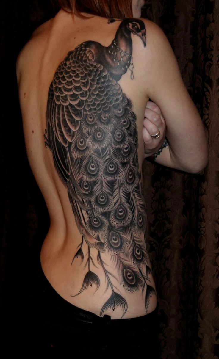 peacock tattoo designs27