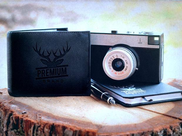 Simple Camera Mockup Designs