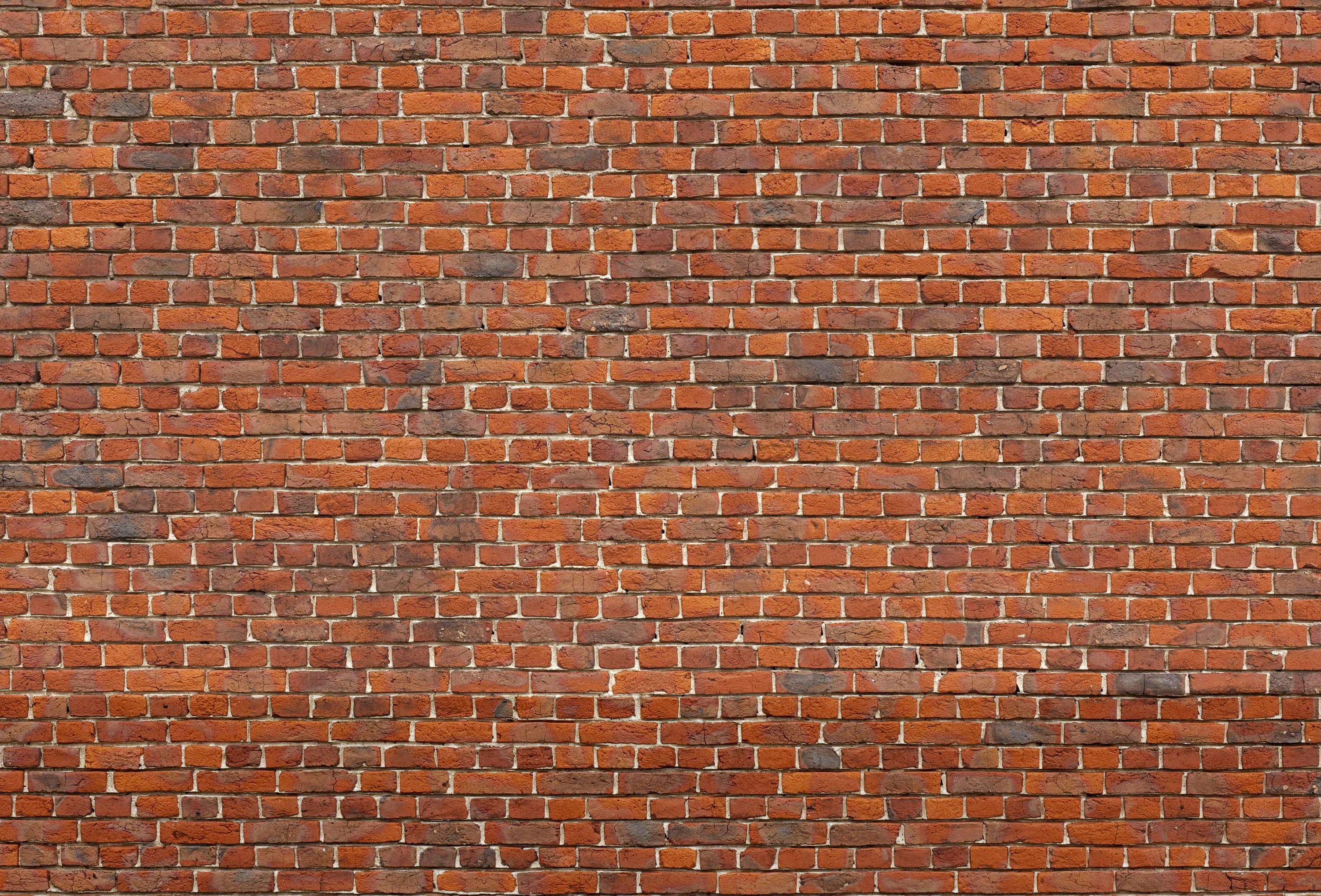 Brown Bricks Background