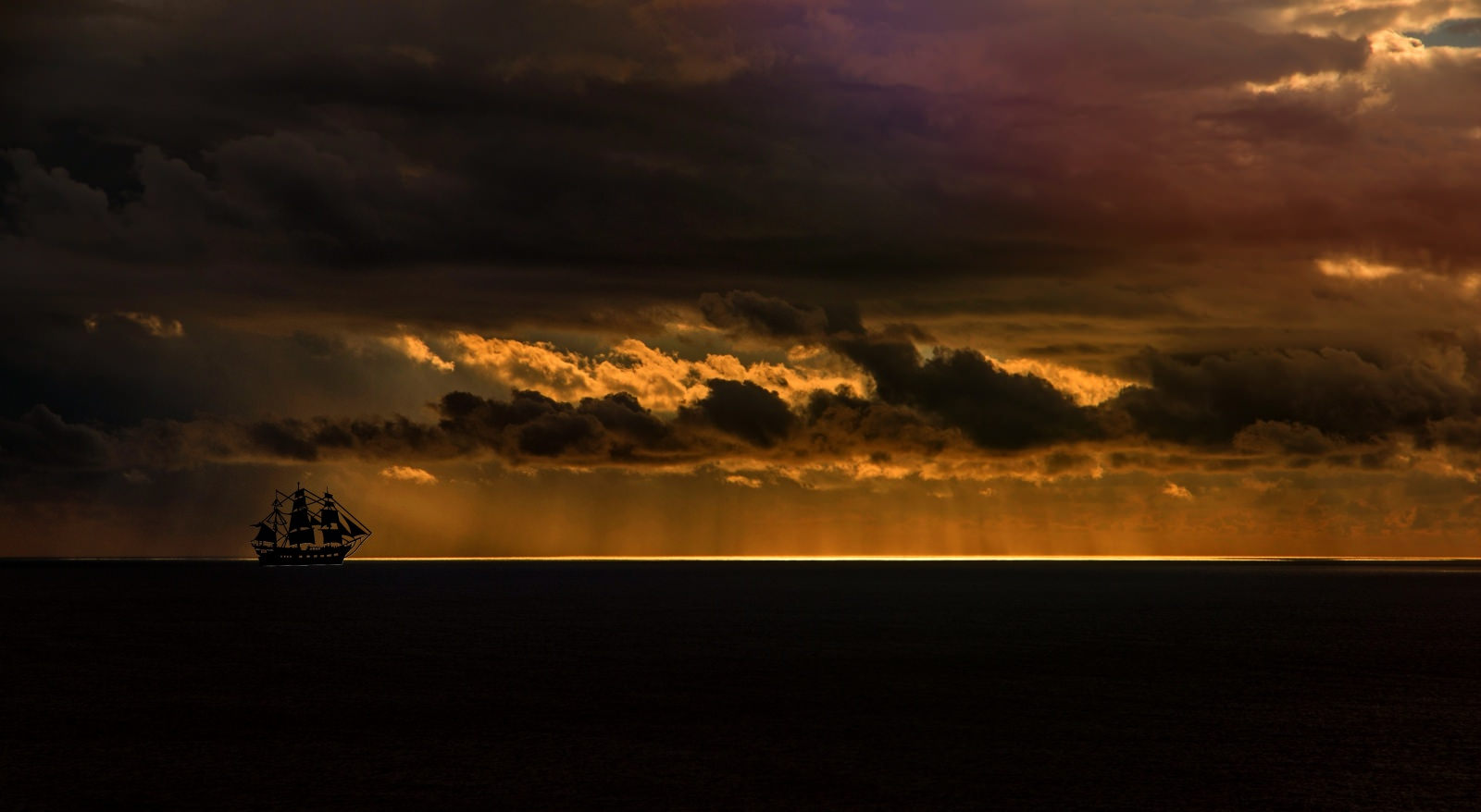 brown sky background1