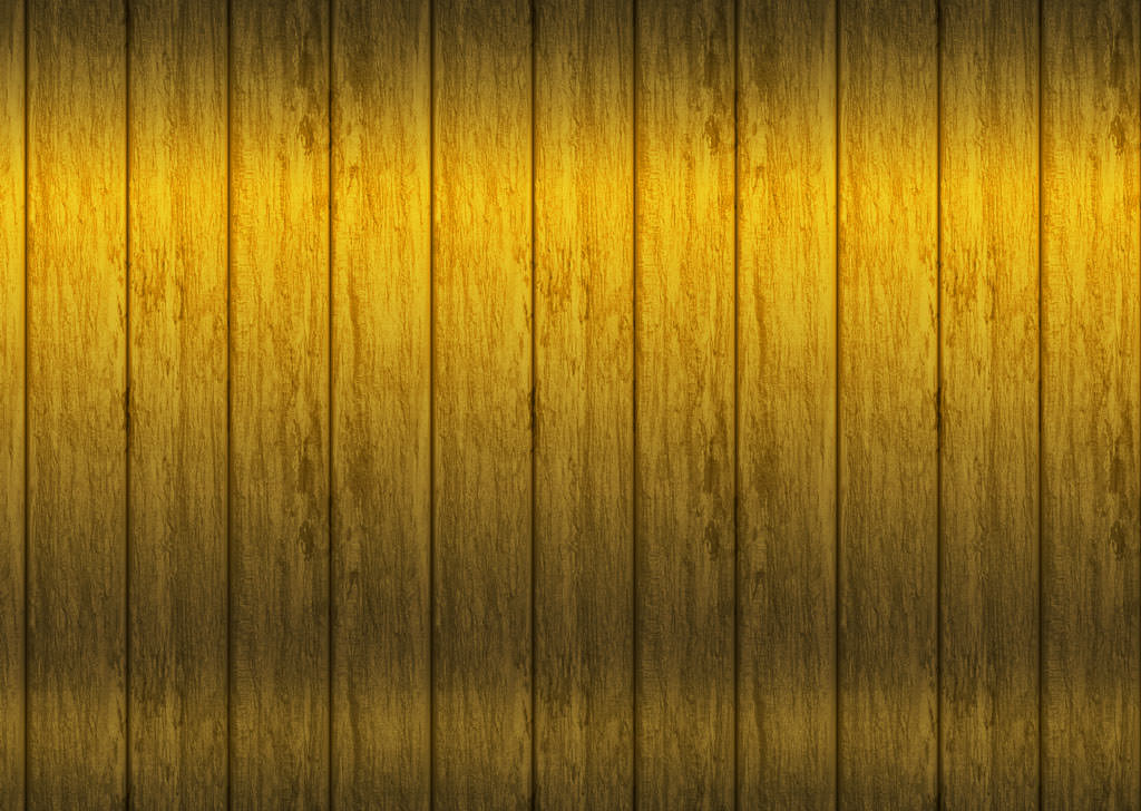 yellow and brown wood background