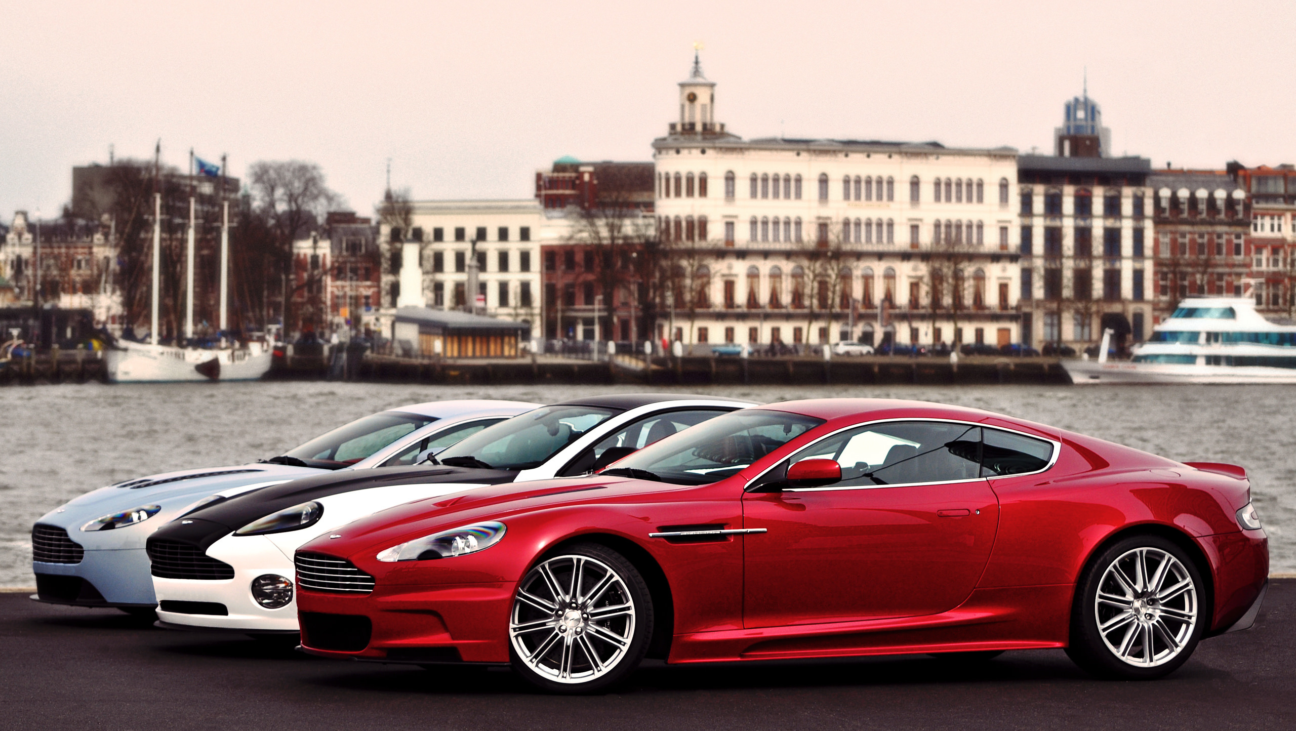 Aston Martin Vehicles Background