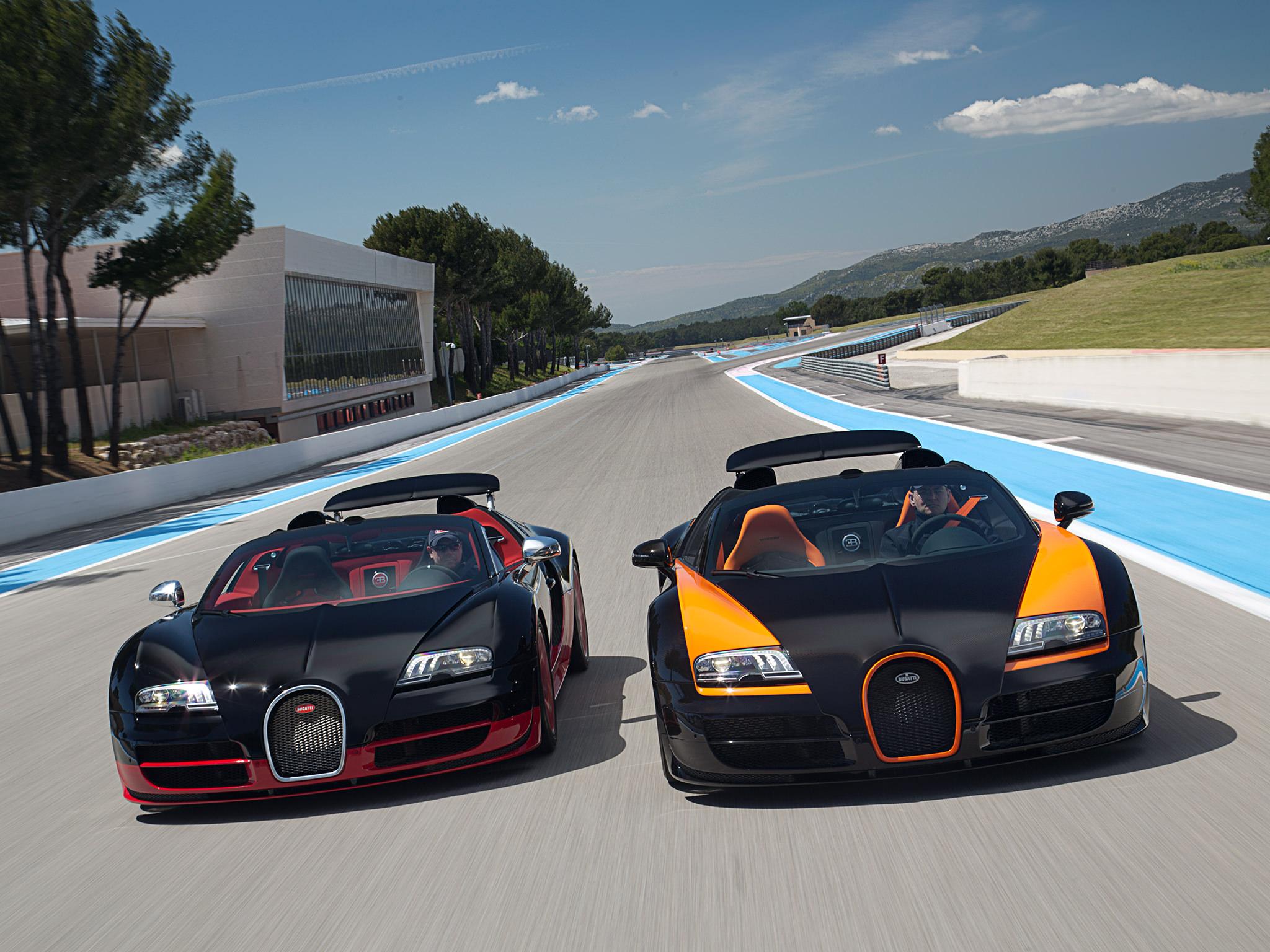 Bugatti Cars Background