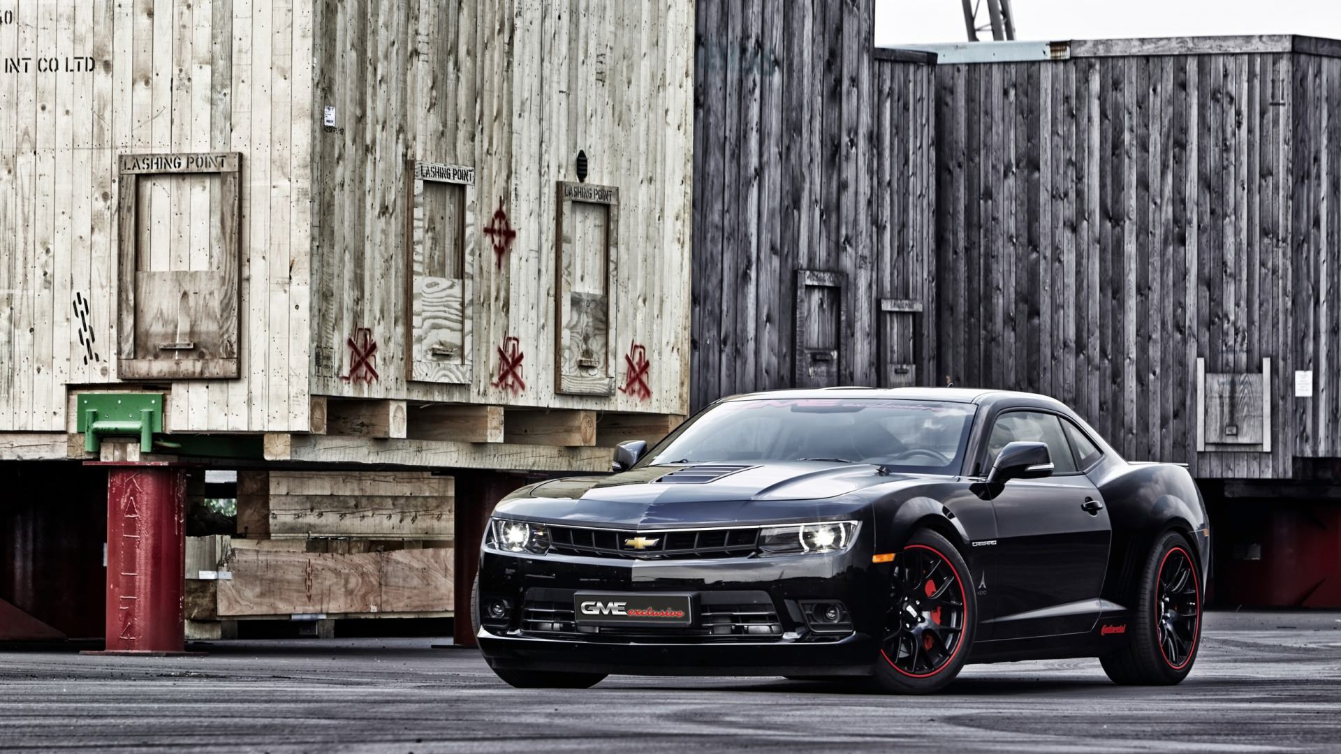 HD Chevrolet Background