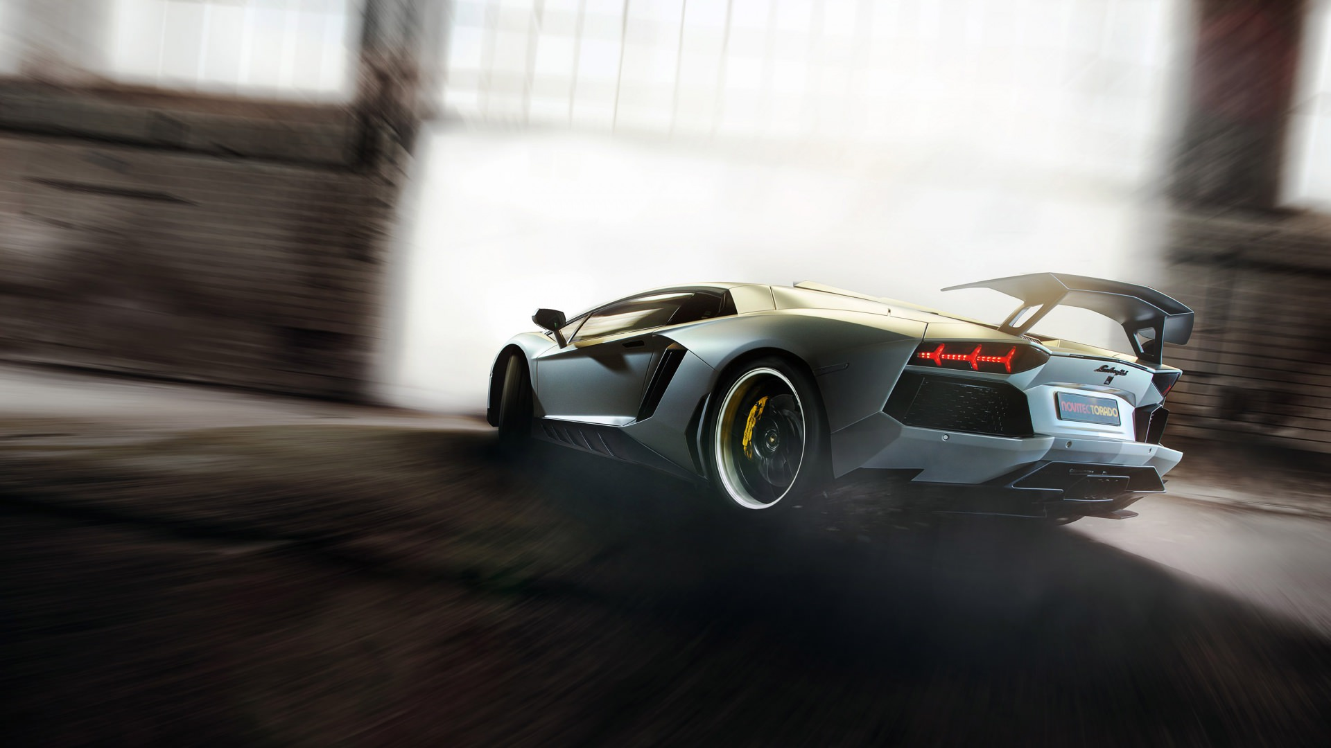 Lamborghini HD Car Background