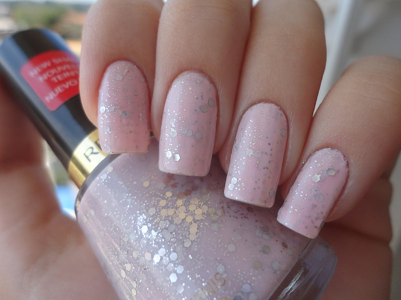 20+ Glitter Nail Art Designs, Ideas | Design Trends - Premium PSD ...