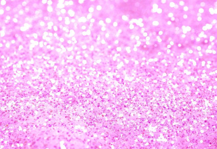 Glitter Wallpaper Ideas