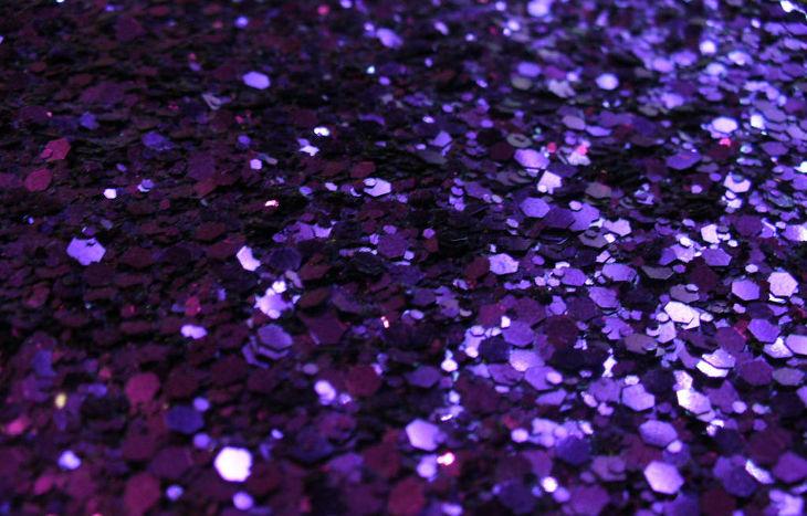 Dark Sparkle Texture Background