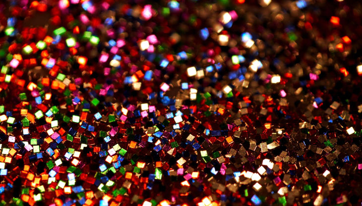 bow Glitter hd Background