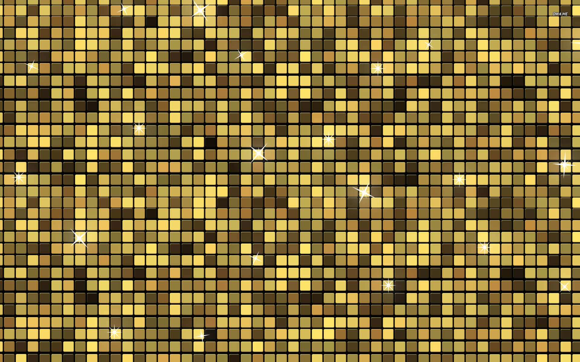 Gold Glitter Pattern Background