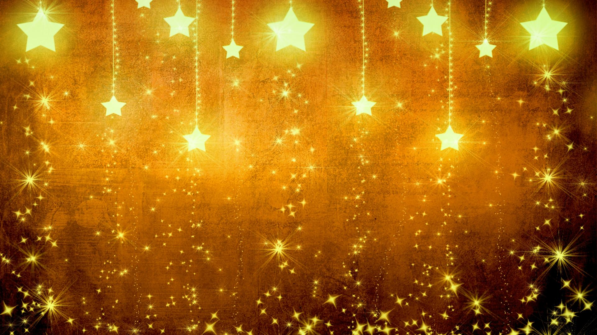 Golden Ligjht Background