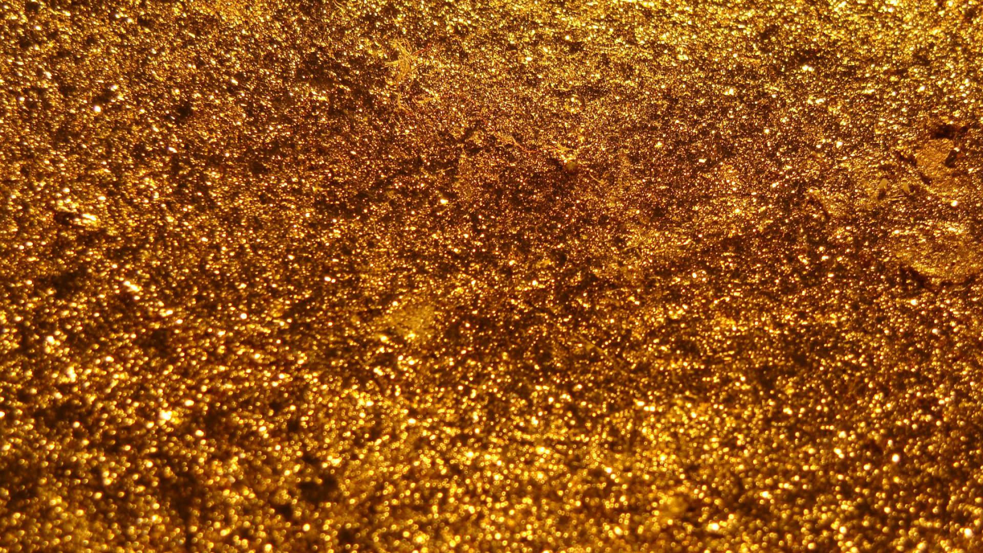 HD Gold Background