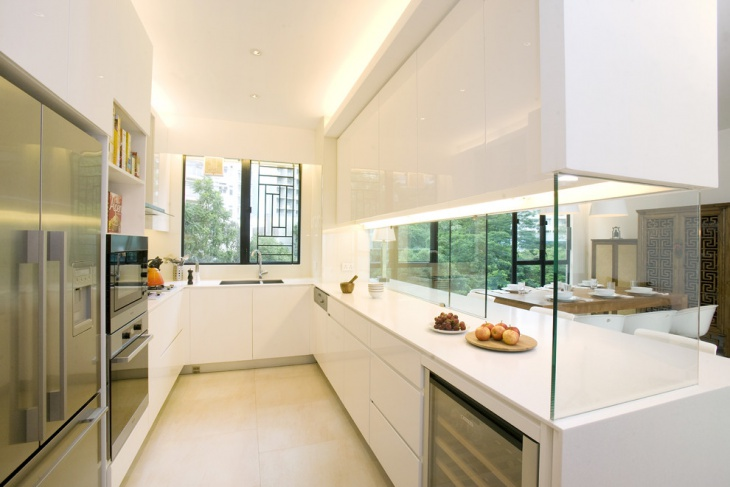 Classic and Contemporary Design Kitchen