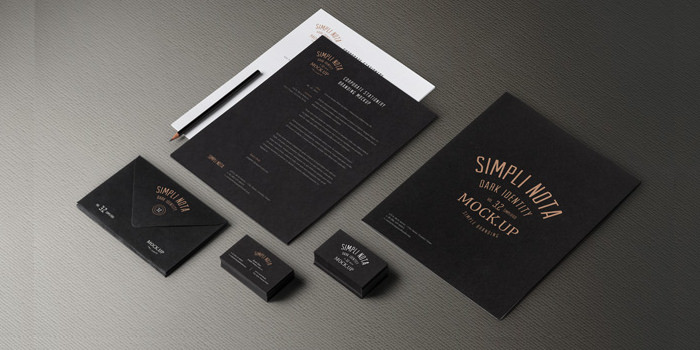 Amazing Stationary Branding Mockup Ideas