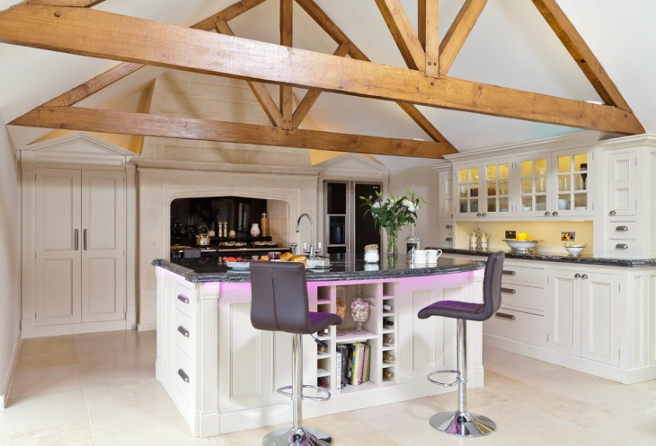 Farmhouse Spacious Kitchen With Modern Twist.