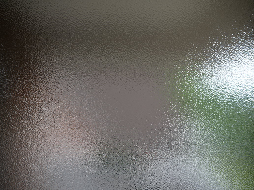 frosted obscure glass texture