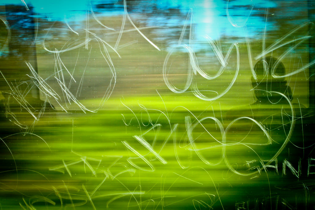scratched glass texture4