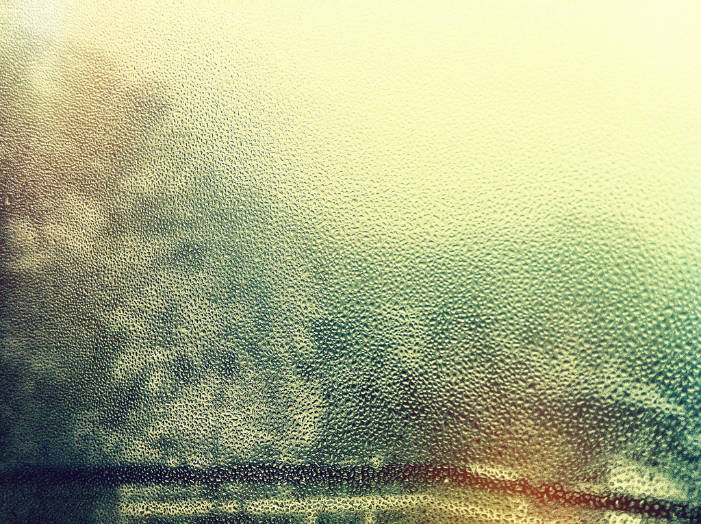 Fogged Glass Texture