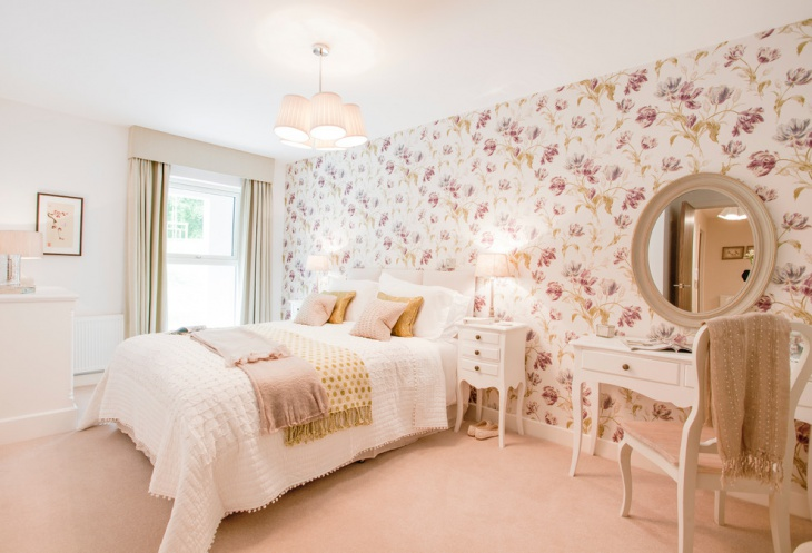 Feminine Bedrooms