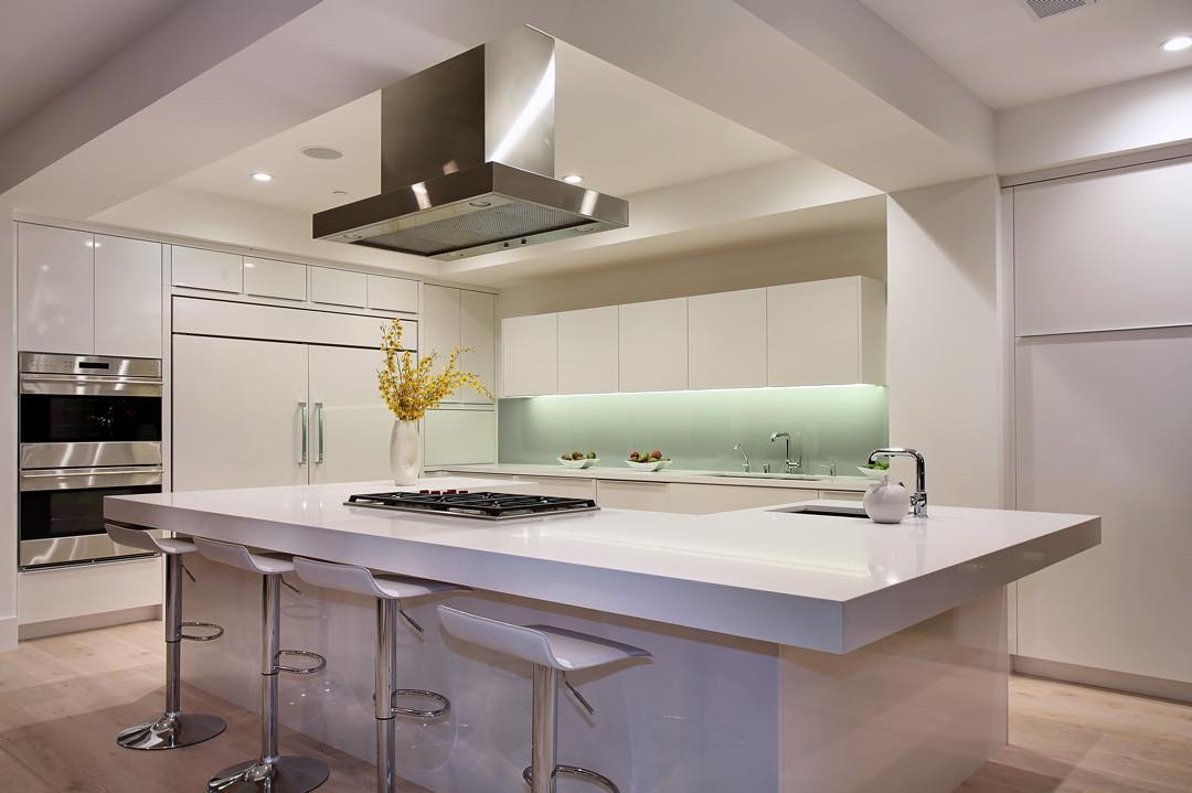 Polished Modern Kitchen Design