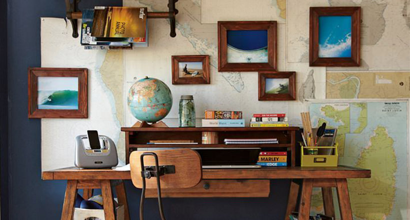 11+ study table designs, ideas | design trends - premium psd, vector