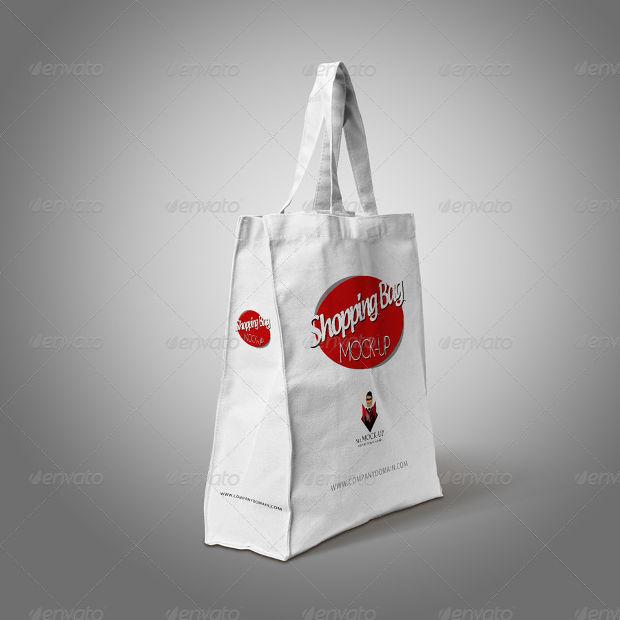 Cool Bag Mockup Design