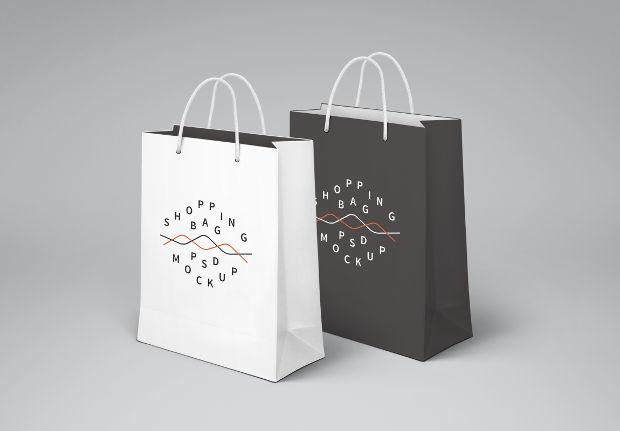 Bag Mockup Template