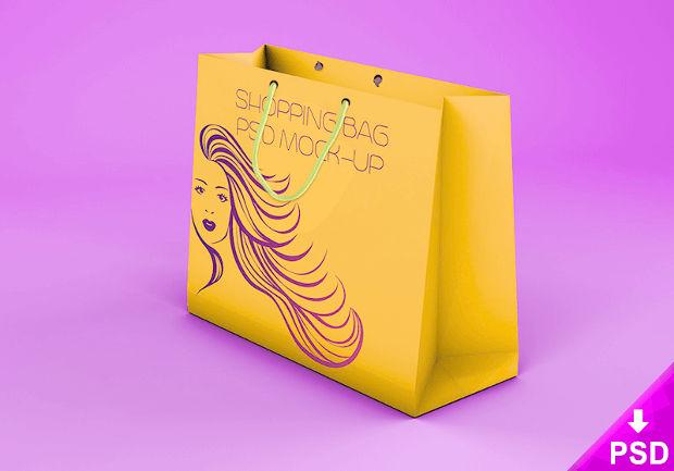 Elegant Bag Representation Template
