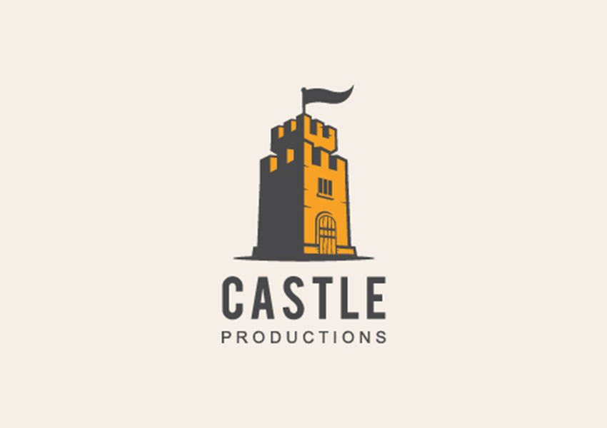 castle logo design2