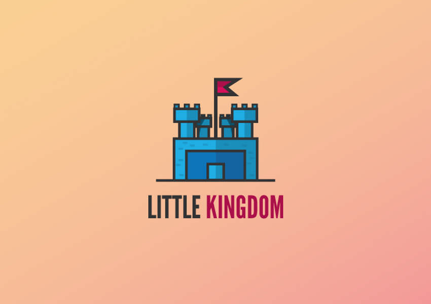 castle logo designs24