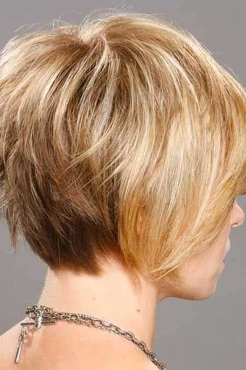short bob hairstyles as lovely