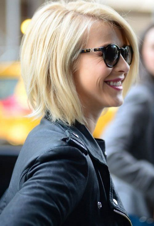 short bob hairstyles is simply