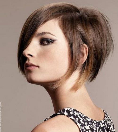 short bob hairstyles is latest
