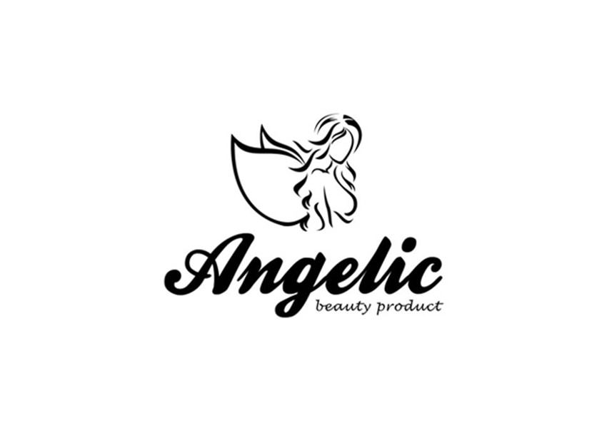 35 creative angel logo designs design trends premium Angel logo design