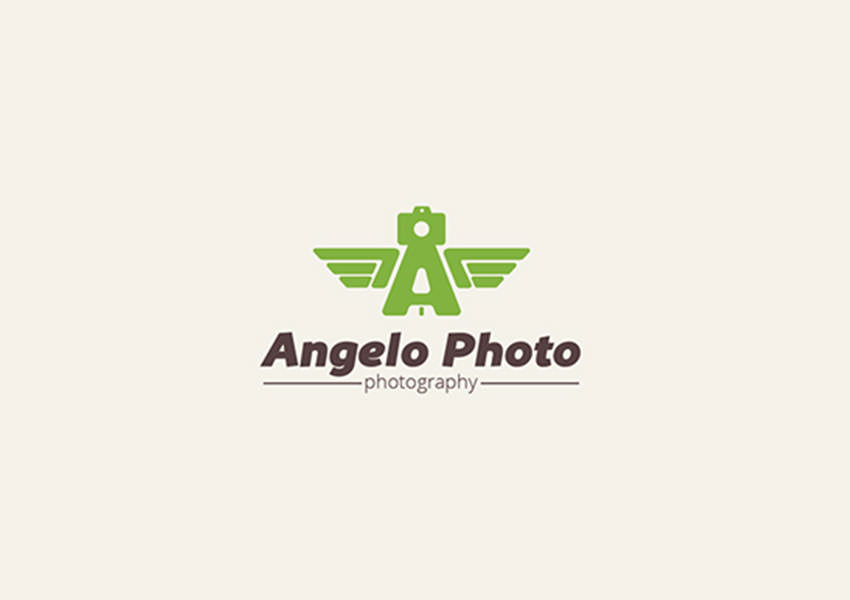 Angel logo Designs