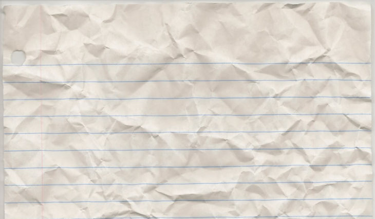 wrinkled-lined-paper-texture