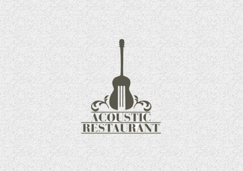 Guitar-Logo-Designs