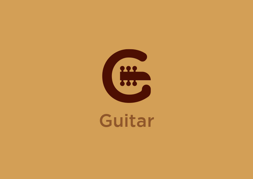 guitar logo designs15