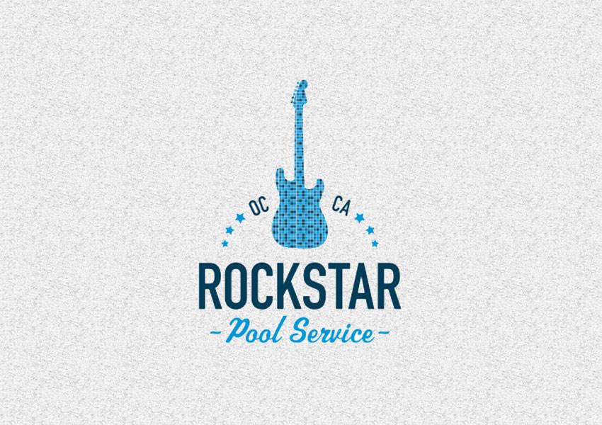 guitar logo designs24