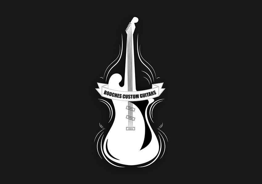 guitar logo designs27