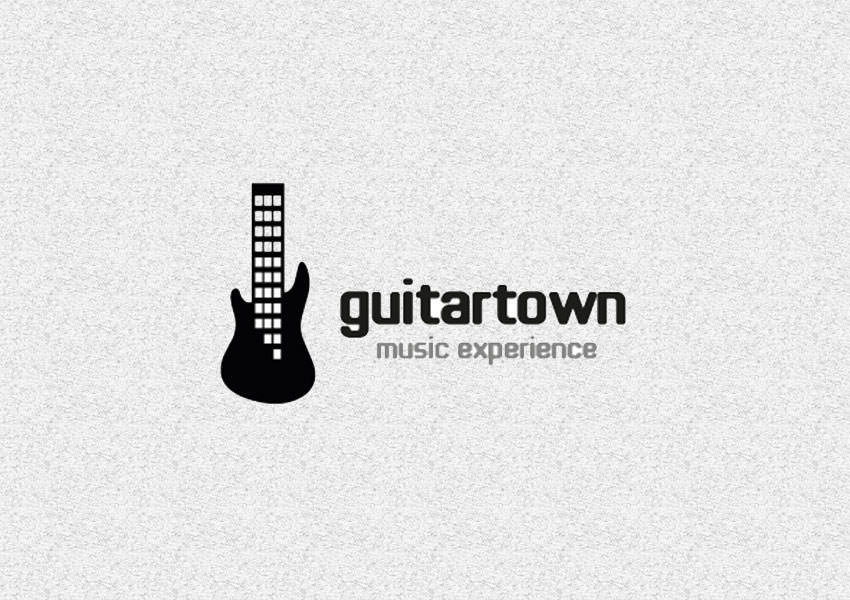guitar logo designs36