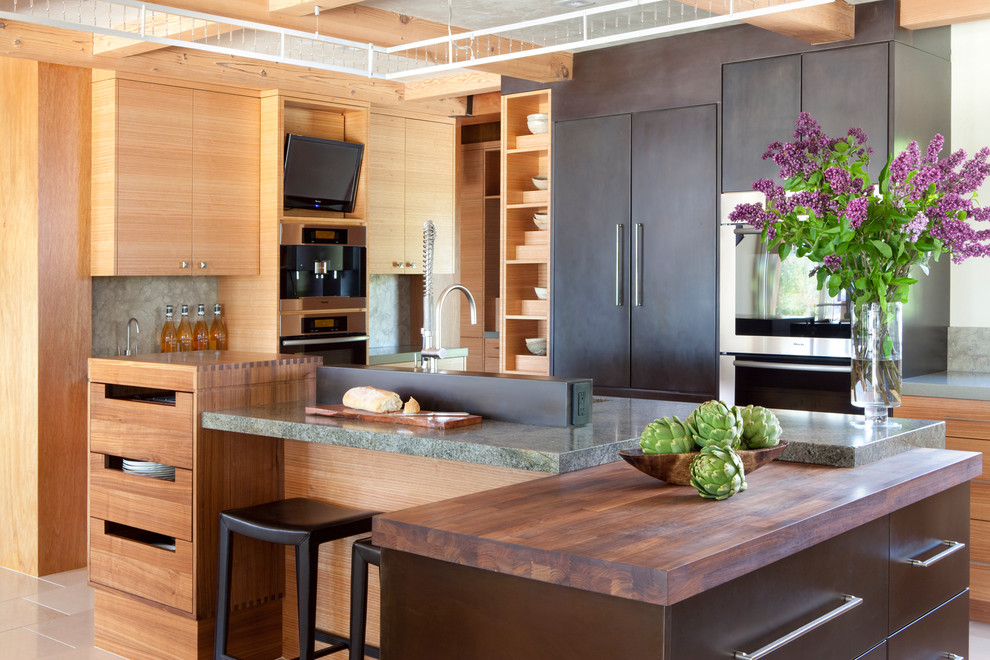 Contemporary Kitchen In San Francisco