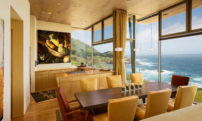 Sea View Dining Room Designs