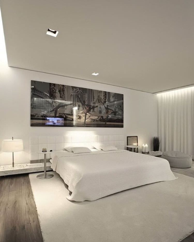 Best White Bedroom Design