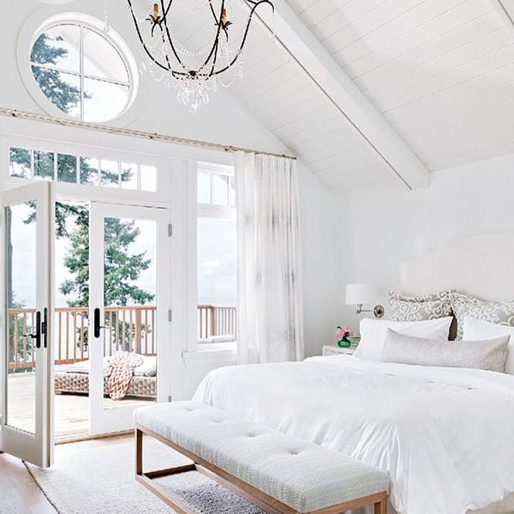 10 white bedroom design bedroom designs design trends for Bedroom designs white